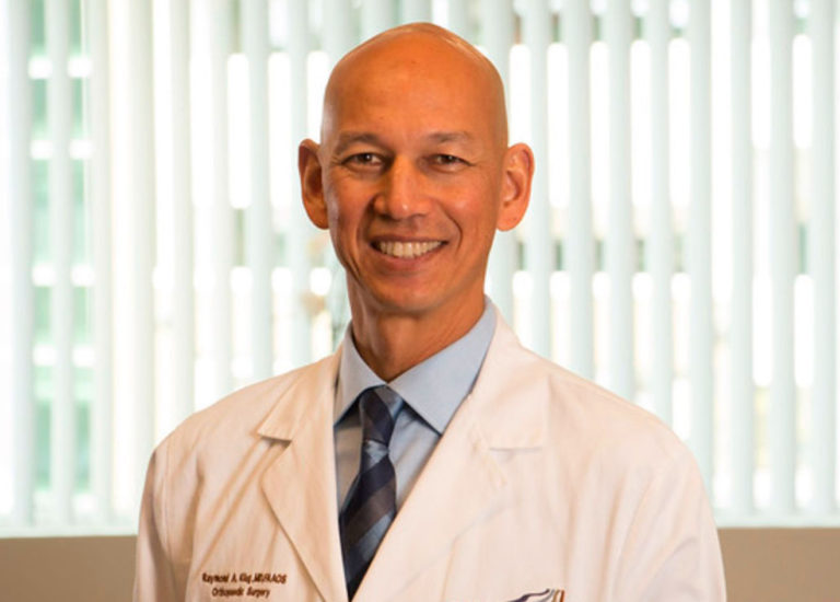 Dr. Raymond Klug, Orthopedic Surgeon specializing in shoulder and elbow surgery